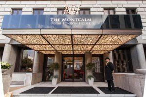 Montcalm-Entrance