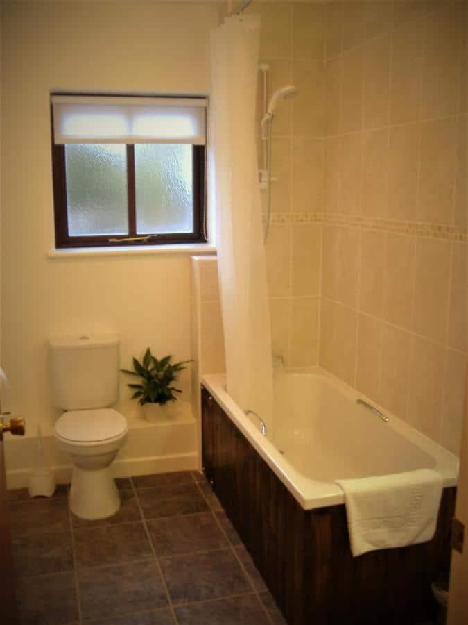 crown inn bathroom